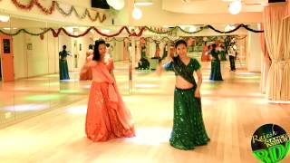 RDI DANCE CLASS...(#29)DANCE DEMO FOR NEW INDIAN SONG (START FROM 1/1/2013) (RAJESH DANCE INSTITUTE)