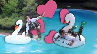 FULLY CLOTHED POOL PRANK ON BESTFRIEND! thumbnail