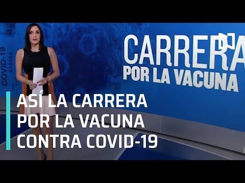 Así va la carrera por la vacuna contra el COVID-19 - Despierta