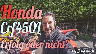 Honda CRF450L | die neue Enduro am Markt - Jens Kuck
