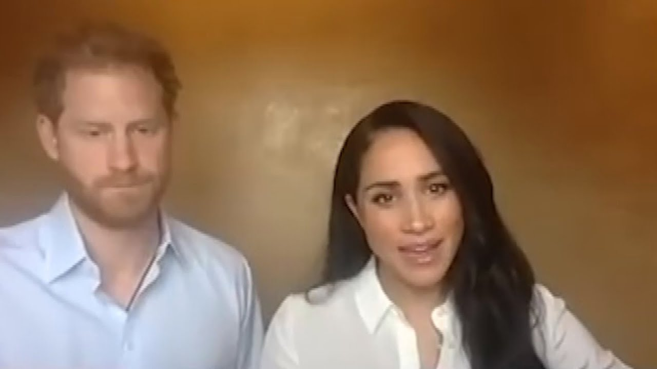 Meghan Markle And Prince Harry Discuss Painful Fight For Racial Equality YouTube