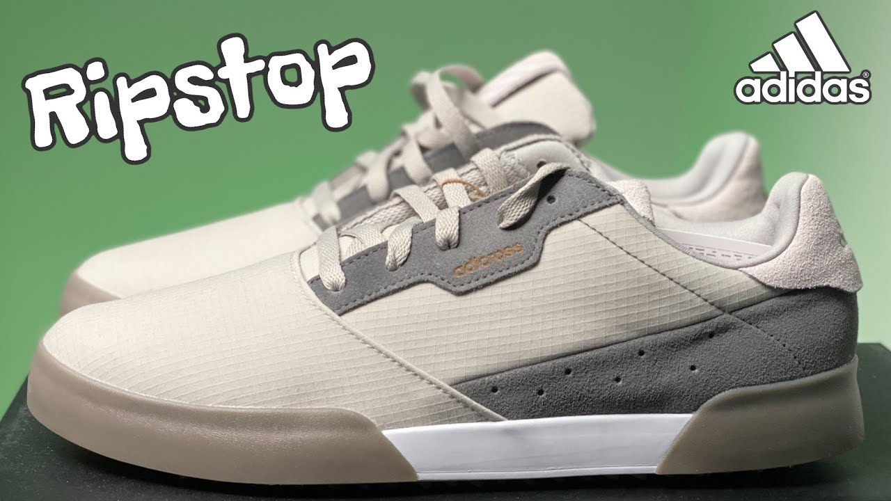 2021 Adidas Adicross Retro RipStop Golf Shoes | BEST Low Budget Shoes?!?