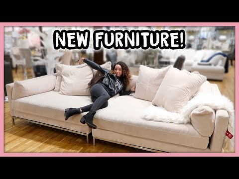 New House Update + Furniture Shopping!