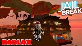 😱 YOU'VE NEVER SEEN THAT HIDEOUT on JAILBREAK!! ROBLOX