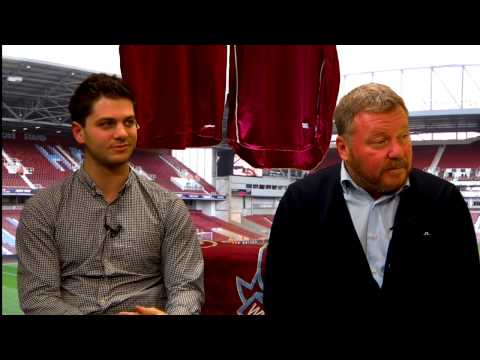 Wally Downes and Jacob Steinberg discuss West Ham's transfer business