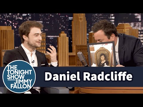 Thumbnail: Daniel Radcliffe Might Be a Time-Traveling Stern Old Lady