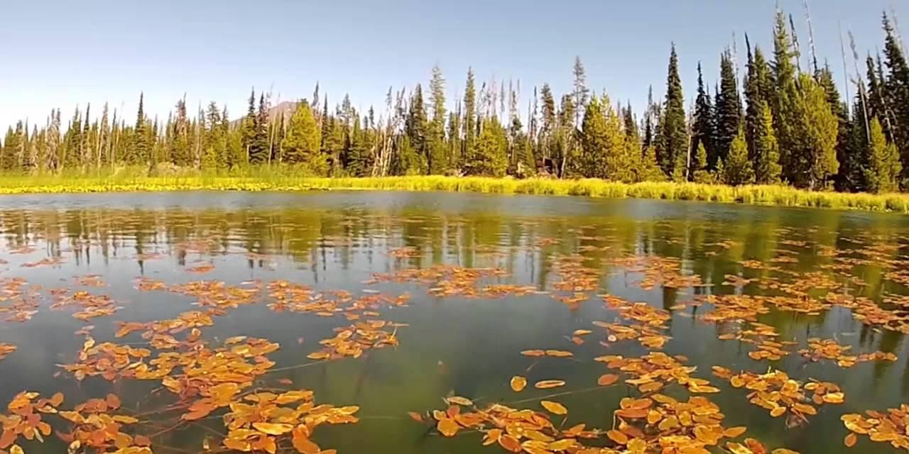 Central Oregon Cascade Lake's Video