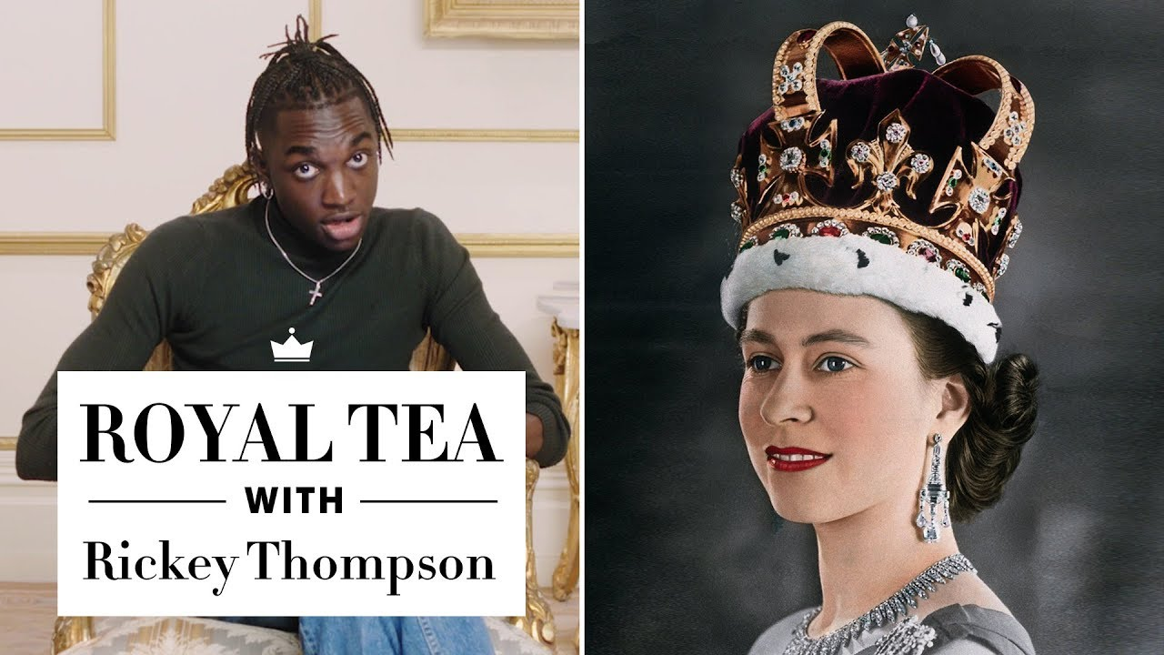 The Hot Gossip You Need to Know About the Crown Jewels—With Rickey Thompson | Royal Tea