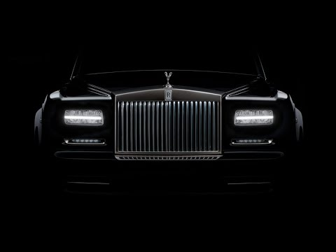 Rolls Royce как у Давидыча на тест-драйве