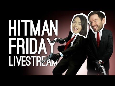 Hitman Livestream! Live Q&A! plus Ellen and Luke of Outside Xtra