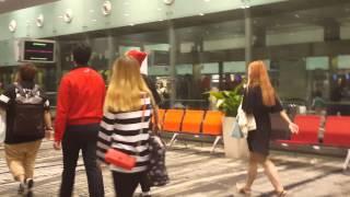 Doojoon 150925 SIN - ICN  changi airport