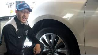2019-Acura-RDX-Concept Acura Tire Pressure Monitoring System