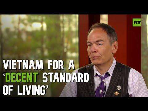 Keiser Report: Vietnam for a 'Decent Standard of Living' (E1486)