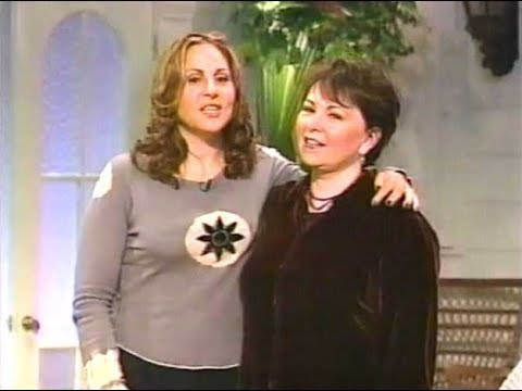 The Roseanne Show #31 with Kathy Najimy, Billy Connolly & Sidney Sheldon