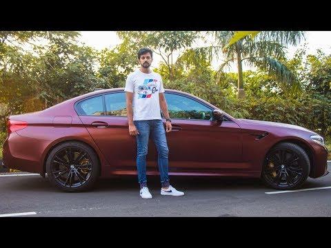BMW M5 F90 - Practical Sports Car | Faisal Khan