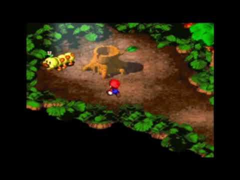 Why wasn't Luigi in super mario rpg? : MarioRPG