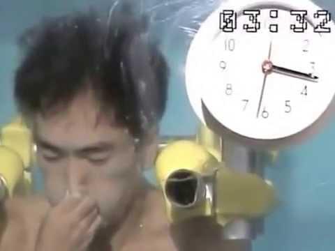 【神業】江頭息止め4分超え伝説!