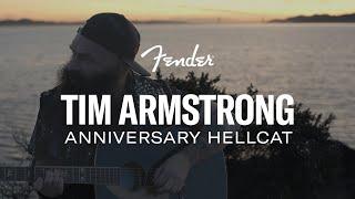 Tim Armstrong Anniversary Hellcat | Artist Signature Series | Fender