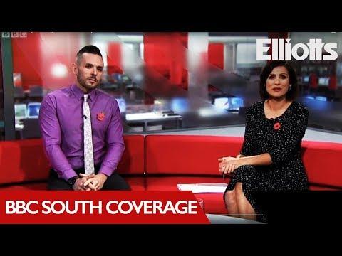 BBC South Today Coverage - 8th Nov 2017 | Elliotts Builders Merchant