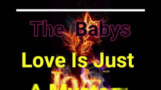 Watch Babys Love Is Just A Mystery video