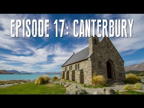 #greatkiwiroadie Episode 17 - Canterbury