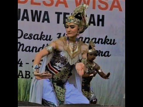 Bule Eropa Mahir Menari Jawa #FestivalJateng