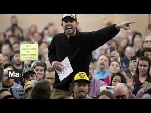 Angry Utahns pack Chaffetz's home state town hall