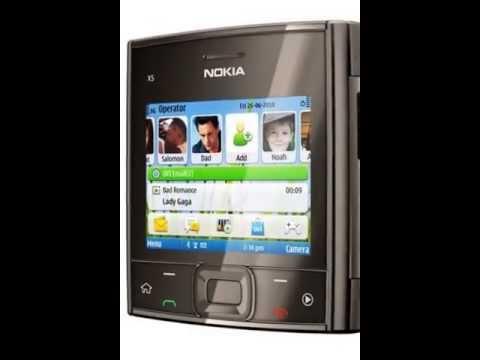 تليفون نوكيا x5 - Nokia X5