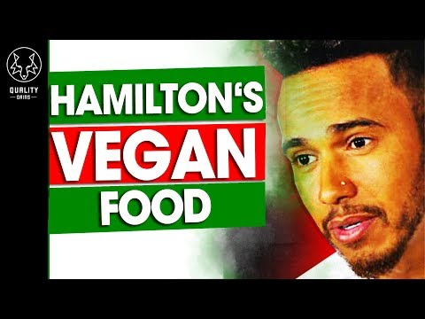 Lewis Hamilton Is Vegan - Here's What He Eats In A Day