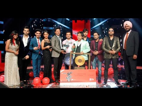 &TV's The Voice India finds its winner in  Pawandeep Rajan