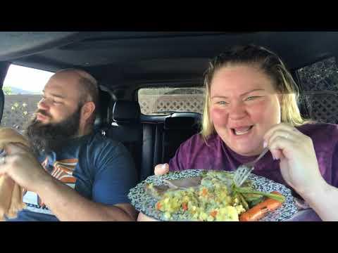 Thanksgiving DRAMA (story time & thanksgiving leftover MUKBANG)