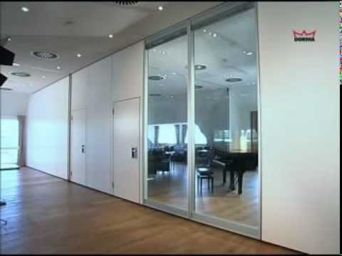 Dorma Moveo, moveable wall partitions supplied by Style UK, www ...