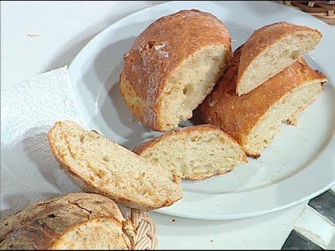 خبز الشيباتا على طريقة الشيف #محمود_عطيه من برنامج #سهل_وبسيط #فوود
