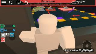 ROLBLOX Trying to be first in roblox lab experience