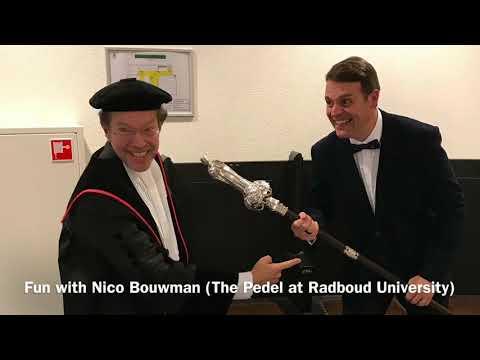 The joy, the stress, the celebration! My PHD graduation at Radboud University VLOG 74