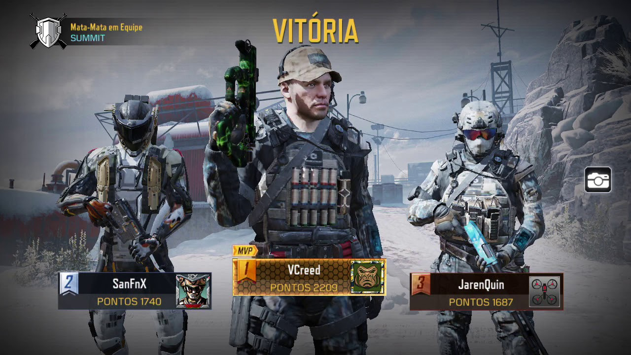 Call of Duty - Só falta uma placa de vídeo boa????