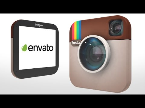 instagram camera loopped 360 after effects template youtube. Black Bedroom Furniture Sets. Home Design Ideas