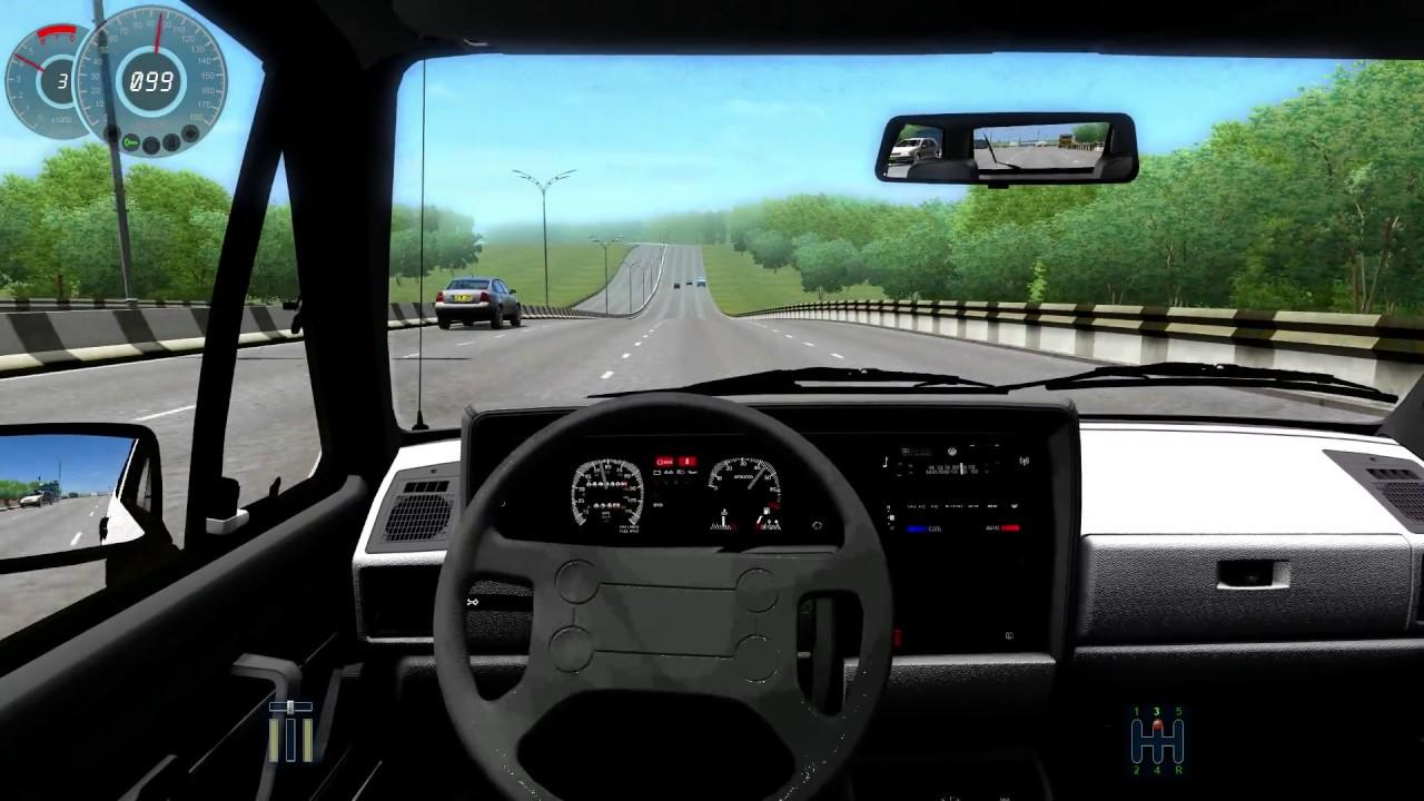 City Car Driving    Gol