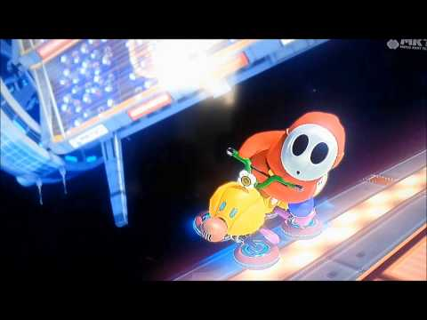 Shy Guy (Rainbow Road - Mario Kart TV) Chariots of Fire - Vangelis