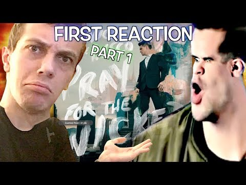 First Reaction to Panic! At The Disco - Pray For The Wicked! (Part 1)