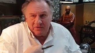 видео Жерар Депардье заплатил налоги в России
