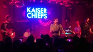 Everyday I Love You Less and Less by Kaiser Chiefs at Brudenell Social Club Leeds