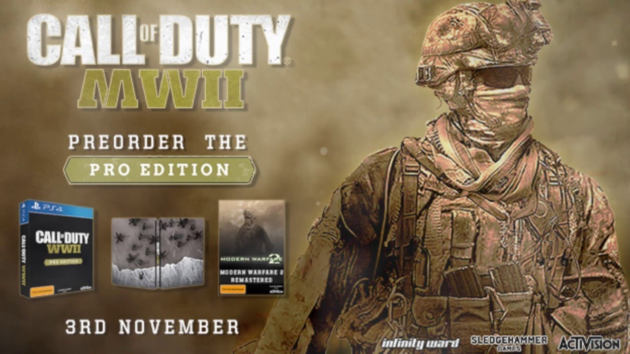 Mw2 Remastered Update Dlc 2 Ww2 New Maps The War Machine