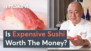 Is Nobu's Most Expensive Sushi Worth It?