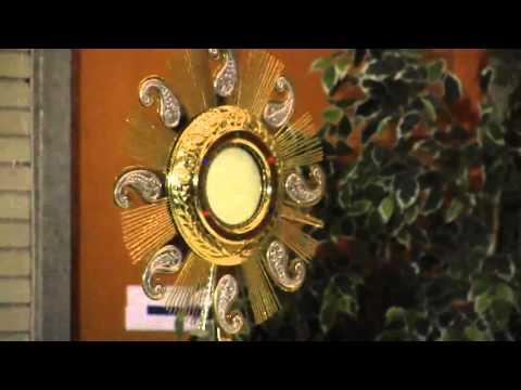 004- Eucharistic Adoration and prayer by Fr Biju