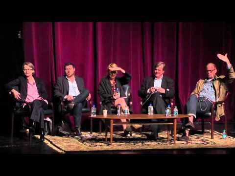 Freedom of the City Symposium: Panel Discussion = Thompson, Brown, Almy, Zola, Dye