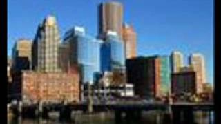 Tourisme - Boston - USA avec Annabel et Pascal