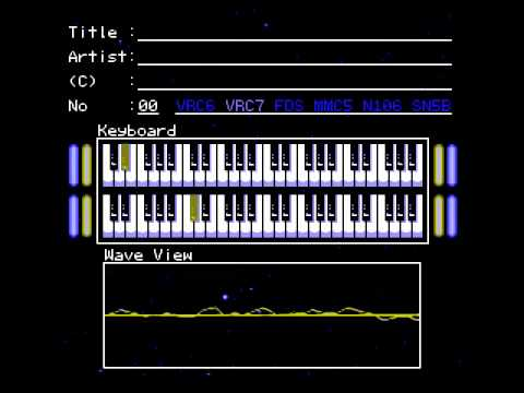 Solstice Title Theme (VRC7 COVER) - YouTube