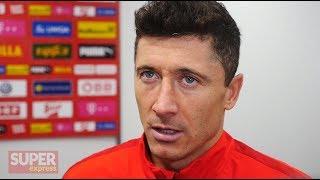 Lewandowski szczerze o Piątku po meczu z Austrią: Wszystko mu wychodzi l Futbologia
