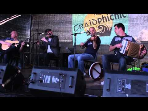 Taproom John Blake,Harry Bradley,Jesse Smith, Colm Gannon @Traidphicnic 2015
